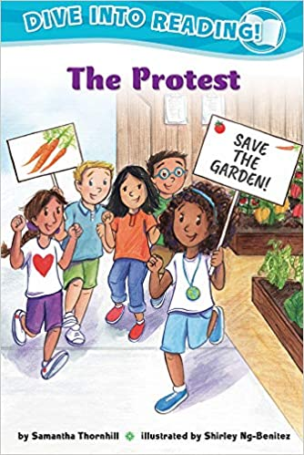 The Protest book cover