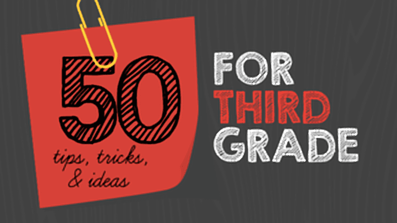 50 tips tricks and ideas for teaching 3rd grade weareteachers