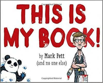 books about reading: this is my book