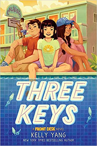 Book cover for Three Keys