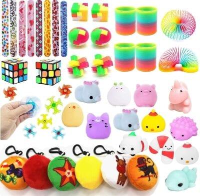toy assortment bundle for rewards