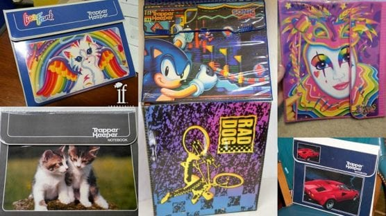 Retro School Supplies We Used to Love