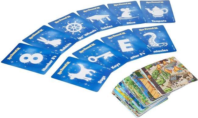 Disney Eye Found It travel card game