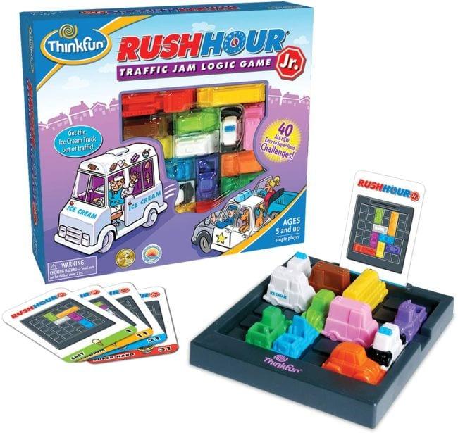 Rush Hour Jr. logic game for kids