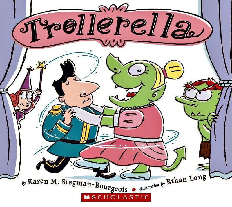 book cover of Trollerella