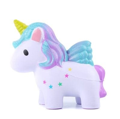 Calm Down Kit - Unicorn Squishy