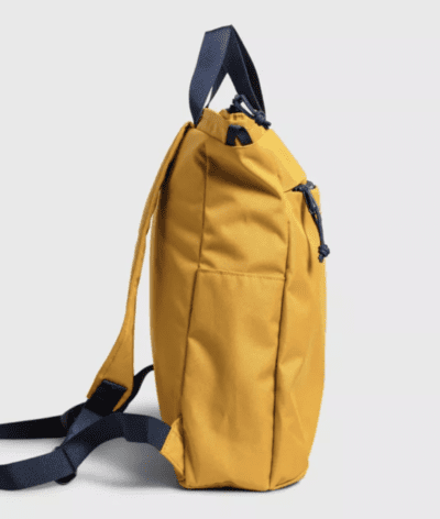 Recycled Convertible tote