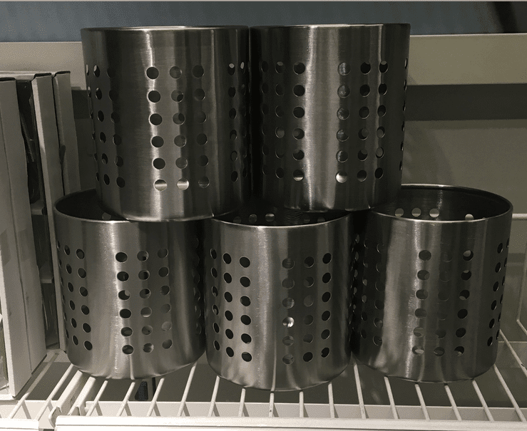 Utensil Holder - Ikea Classroom Supplies
