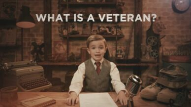 Screenshot from a roundup of Veterans Day Videos for kids