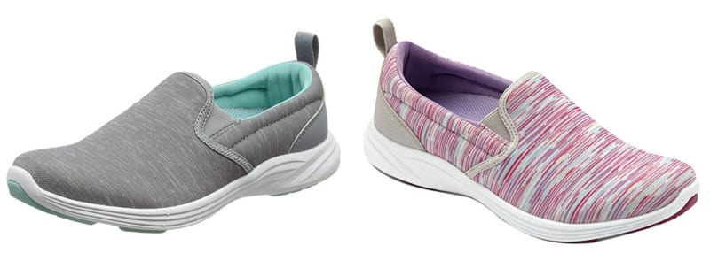 Vionic Shoes in gray and pink (Teacher Shoes)