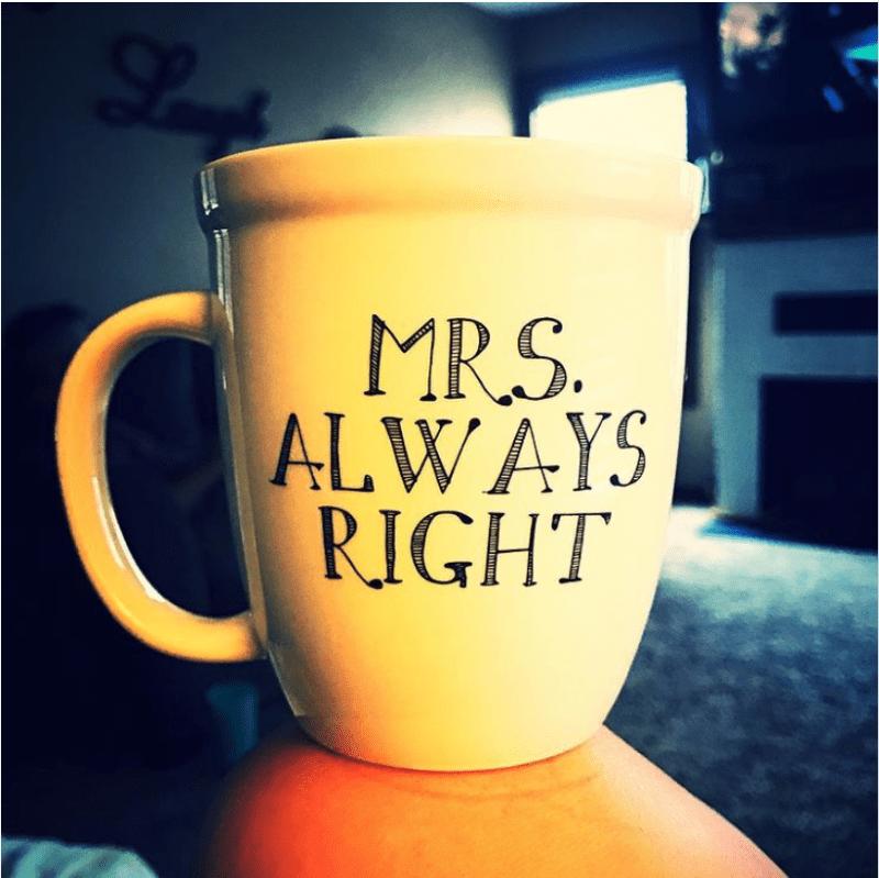 Teacher mug!