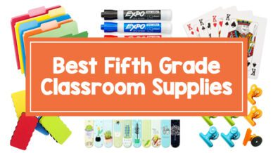 The Ultimate Checklist For Setting Up Your 5th Grade Classroom