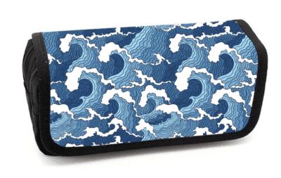 Waves pencil case