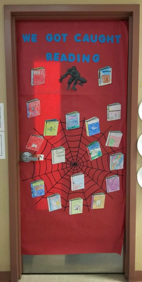 Classroom Decor Websites ~ Fall bulletin boards and door decorations for your