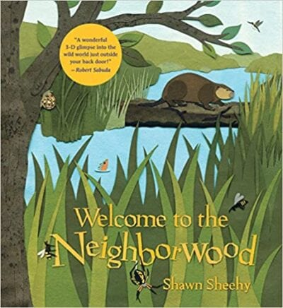 Book cover for Welcome to the Neighborwood