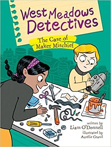 West Meadows Detectives: The Case of Mischief (Summer Reading List)