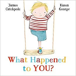 Book cover for What Happened To You? as an example of children's books about disabilities