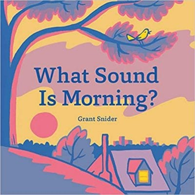 What Sound is Morning springboard book