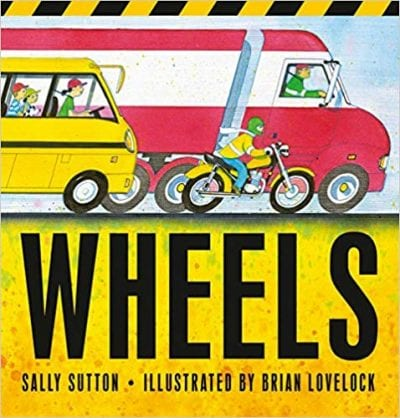 Wheels Automotive Book