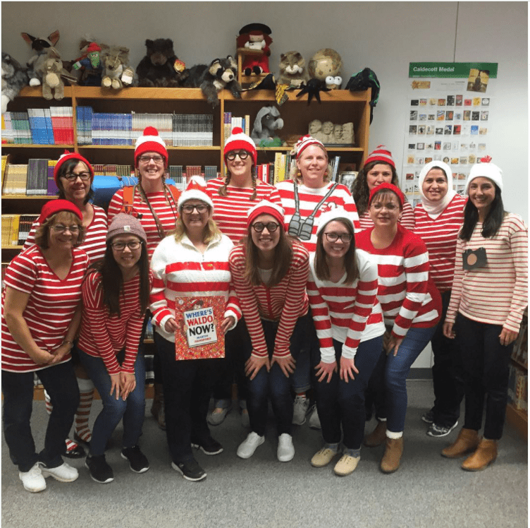 Sınıf için Waldo kostümü nerede