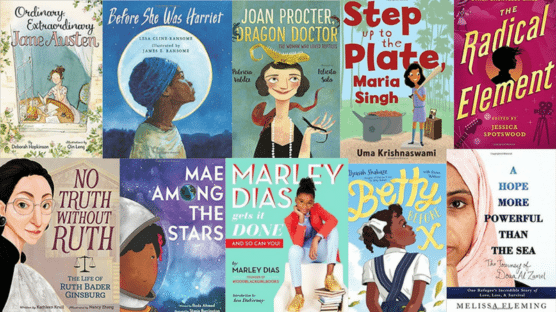 Best Women's History Month Books for the Classroom