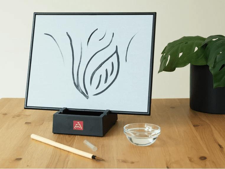 Zen doodle pad