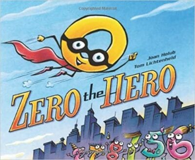 Book cover for Zero the Hero